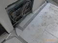 Erdgeschoss-Fußbodendämmung gestückelt und die Zwickel mit nicht gebundener Schüttung aufgefüllt, Gefahr der Rissbildung im Estrich