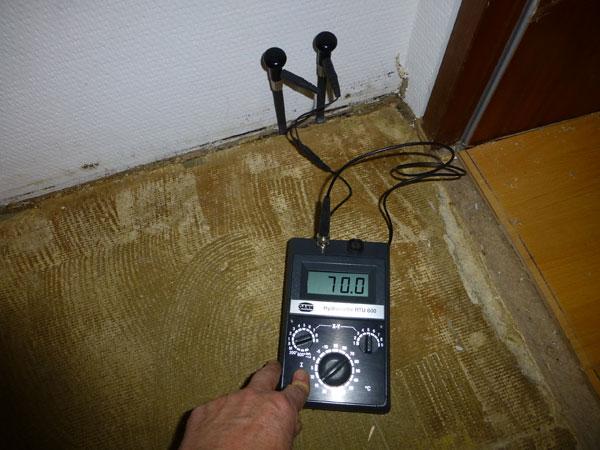 Baugutachten Berlin  - Messung